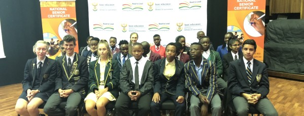 DBE Matric Top Achievers 1
